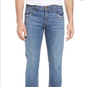 J Brand Tyler Oxidation Slim Leg jeans Mens 34